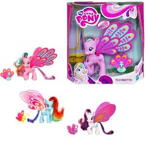 My Little Pony My Little Pony Kristall Ponys mit magischer Bewegung/Poney ailles magiques asst 30037367