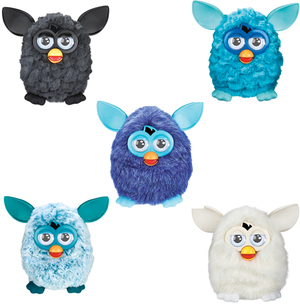 Hasbro Furby Edition cool Colors, f assortiert 300398341