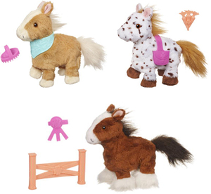 Hasbro FurReal Friends Laufendes Pony Winzlinge 300A2011