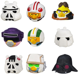 Angry Birds Star Wars Blind Bag 300A3026