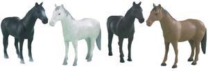 Bruder Bruder Pferd, 3 Farben sortiert 31002306