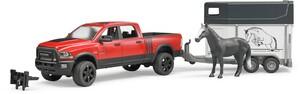 Bruder RAM 2500 Power Wagon mit 31002501