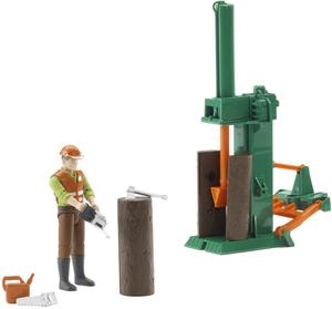 Bruder Forstwirtschaftsset bWorld 31062650
