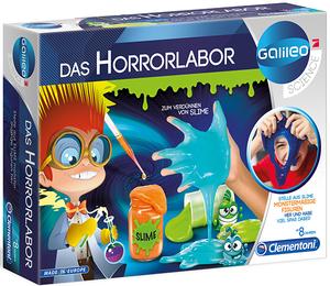 Clementoni Horrorlabor D 32059061
