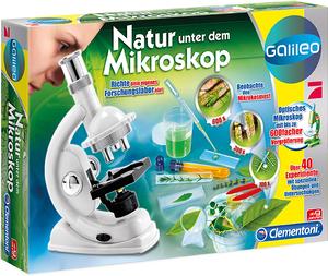 Clementoni Natur unter dem Mikroskop 32069804