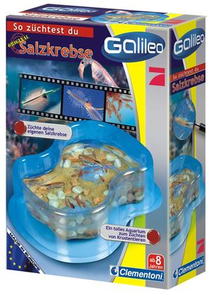 Clementoni Salzkrebse