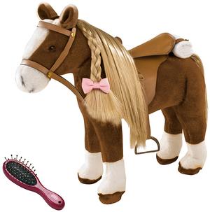 Götz Puppenmanufaktur Götz Pferd braun 52cm 33002375