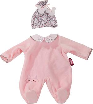 Götz Puppenmanufaktur Babyanzug Animals, 2-teilig, 42-46cm 33002924