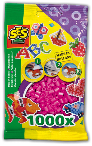 SES Creative Bügelperlen Nachfüllpack 34000718