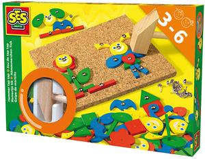 SES Creative SES Hammerspiel Fantasie 34000926