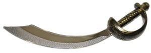 Piraten-Schwert 46cm 70550159