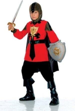 Diverse Ritter rot/schwarz 8-10 Jahre 71059893-3