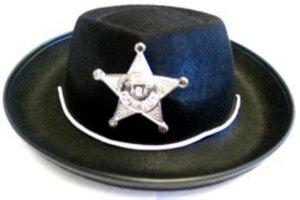 Diverse Diverse Sheriffhut für Kinder 7169012