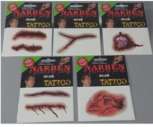 Diverse Narben Tattoos ass 72716851