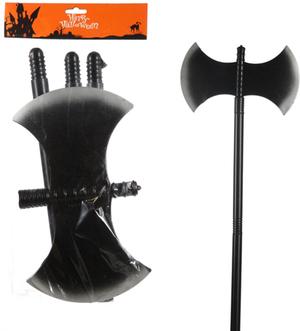 Axt 110cm schwarz/grau 72760200