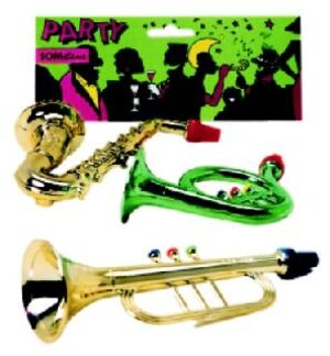 3 Musikinstrumente Farben ass. 72811055