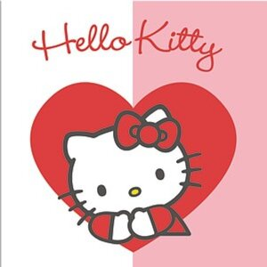 Sanrio 20 Servietten Hello Kitty 728116104