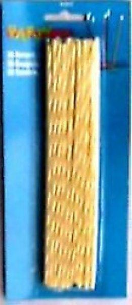 36 Kerzen in Blister 17cm 72811638