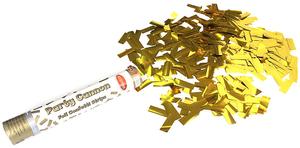 Diverse Party Kanone Gold 30cm 7281352030