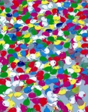 Riethmüller Deko-Konfetti Ballon Farben 72819244