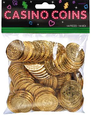 Amscan 144 Münzen Casino 728255572