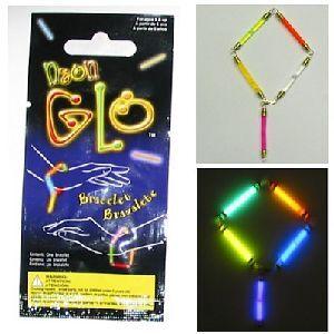 Neon-Stäbchen-Armband, Farben ass. 72830124