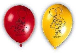 8 Ballone bedruckt Dora Ø30cm 7284241