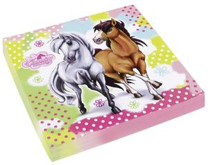 Riethmüller 20 Papierservietten Pferde 728552344