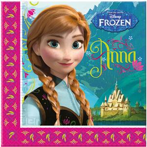 20 Papierservietten Frozen 72882501