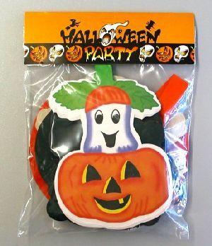 4 Halloween-Girlanden ass. 73177002