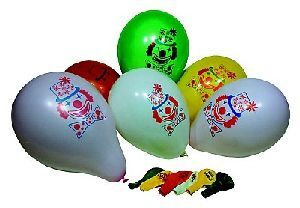 10 Ballone Clown Lifest., F/ass., U: 88cm, 1 Venti 76192110