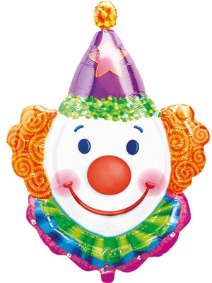 Amscan Folienballon Juggles 63x83cm 7630766101