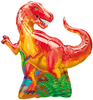 Anagram Folienballon Dinosaurier 79x74cm 76307664