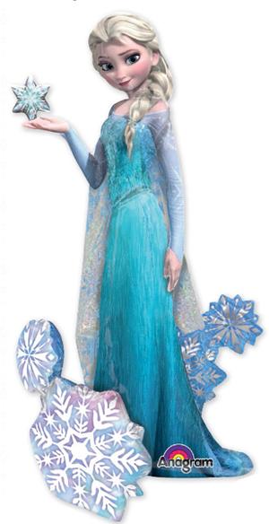 Amscan Folienballon Frozen laufend 763110087