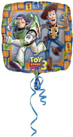 Anagram FB Toy Story quadratisch 45cm 76320020