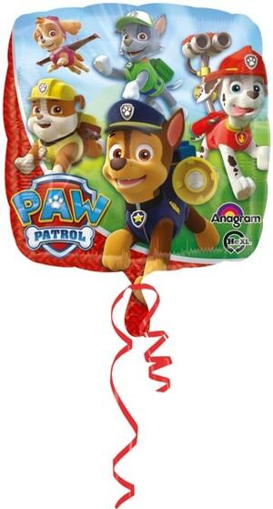 Amscan Folienballon Paw Patrol 45cm 7633017901