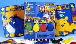 Easy Kit Girlande Winnie the Pooh, L:2m 763432