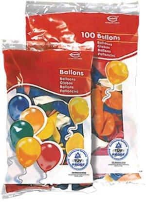 Riethmüller 20 Ballone rund ass. 24.5cm 763455206