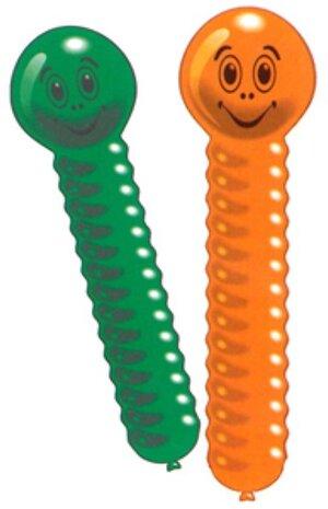Riethmüller 3 Riesen-Figurenballone Raupen 763482042