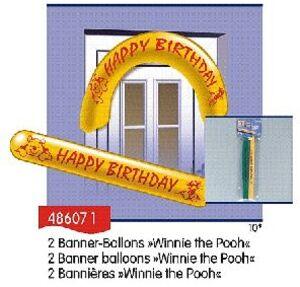 2 Banner-Ballone Winnie 763486071
