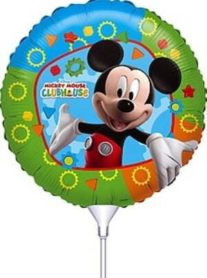 Anagram Mini Folienballon Mickey Club. 763662116