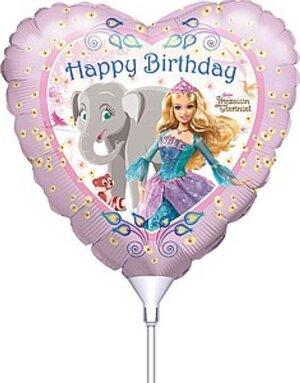 Anagram Mini Folienballon Barbie Prinz 763662314A1