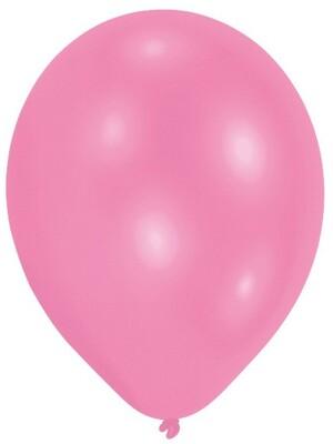 Amscan 50 Ballone pink 27.5cm 763995514