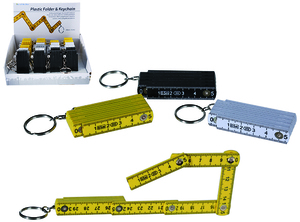 Metall-Schlüsselanhänger, Klappmeter 820120034