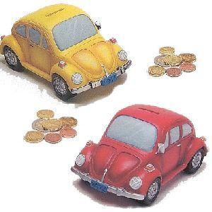 Sparkasse VW-Käfer ass. 18cm 82012742