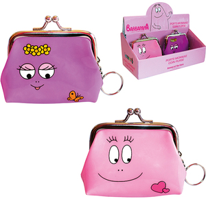 Barbapapa Porte-Monnaie ass. 820345689
