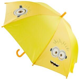Regenschirm Minions gelb