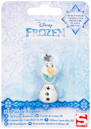 Frozen Radiergummi Olaf 8301562603