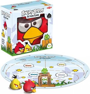 Tactic Games Angry Birds Action Game 830252516
