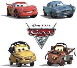 Tattoo Cars 2 assortiert 8307196